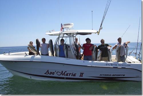Deep sea tuna fishing charter in boston ma by boston for Deep sea fishing boston